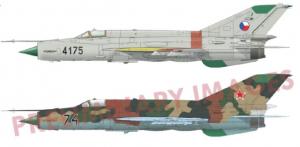 MiG-21MF Interceptor PREORDINE - PREORDER