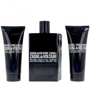 Zadig And Voltaire This Is Him! Eau De Toilette Spray 100ml Set 3 Parti 2020