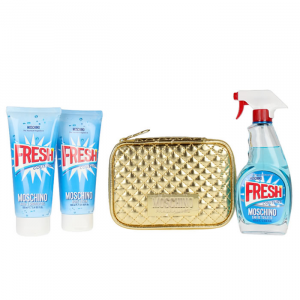 Moschino Fresh Couture Eau De Toilette Spray 100ml Set 4 Parti 2020