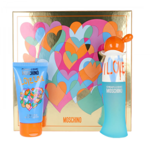 Moschino Cheap And Chic I Love Love Eau De Toilette Spray 30ml Set 2 Parti 2020
