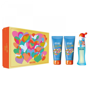 Moschino Cheap And Chic I Love Love Eau De Toilette Spray 50ml Set 3 Parti 2020