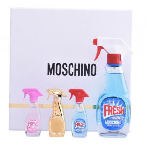 Moschino Fresh Couture Eau De Toilette Spray 50ml Set 4 Parti 2020