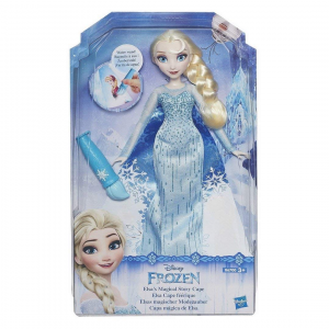 Frozen - Elsa e Anna bambola vestito cambia colore
