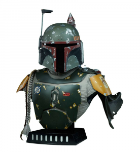 Star Wars Bust 1/1: Boba Fett by Sideshow Collectibles