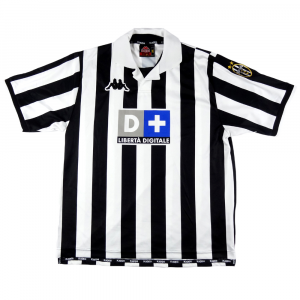 1998-99 Juventus Player Issue shirt #10 M (Top)