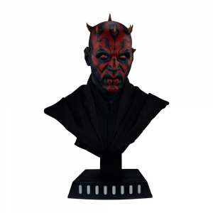 Star Wars Bust 1/1: Darth Maul by Sideshow Collectibles
