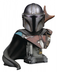 Star Wars Bust 1/2: Mandalorian by Diamond Select
