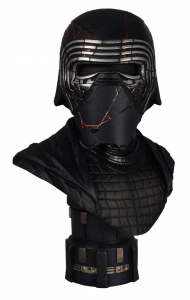 Star Wars Bust 1/2: ​​​​​​​Kylo Ren by Diamond Select