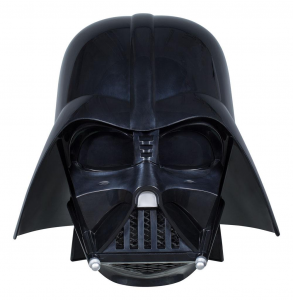 Star Wars Black Series Premium Electronic Helmet:​​​​​​​ Darth Vader by Hasbro