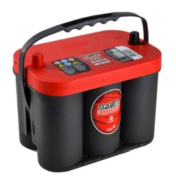 RTC4.2 BATTERIA ORIGINALE OPTIMA® RED TOP 50AH 815A