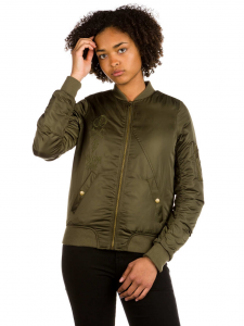 Giacca Volcom W Lets Go Bomber Jacket