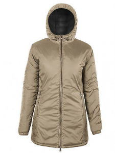 Giacca Brekka W Double Way Parka