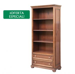 Mueble estantería estilo clásico - OFERTA