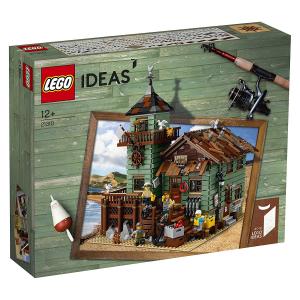 Lego - Ideas Vecchio Negozio dei Pescatori, 21310