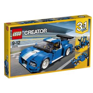 LEGO- Creator Auto da Corsa, 31070