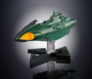 Soul of Chogokin GX-89 Star Blazers 2202 by Bandai