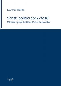 Scritti politici 2014-2018