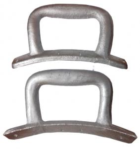 Maniglie in alluminio per caldaie pomodori