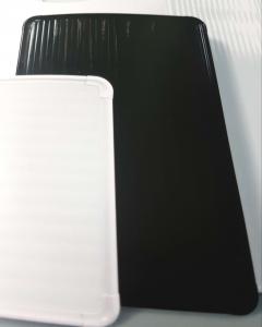 Pannello radiante in policarbonato , riscaldamento a infrarossi , otttimizzazione risparmio energetico