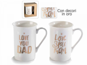 Tazza Love Mom & Dad