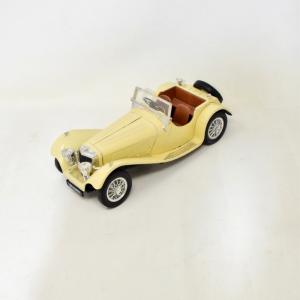 Modellino Ss100 Jaguar Beige