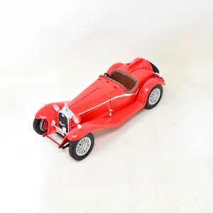 Modellino Alfa Romeo Rossa