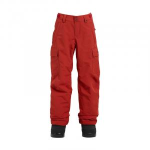 Pantaloni Snowboard Burton BOY Exile Cargo Red