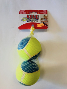kong squeakair ultra ball large 2 palle