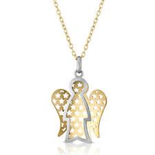 Collana in oro Roberto Giannotti con pendente Angelo