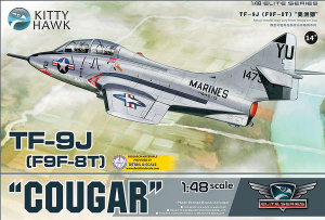 TF-9J (F9F-8T) Cougar