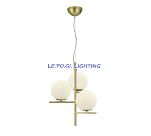 SOSPENSIONE PURE TRIO LIGHTING FOR YOU