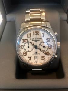 Orologio secondo polso Longines Master Collection Automatic