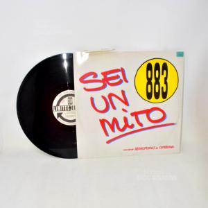 Vinile Musica 883 Sei Un Mito
