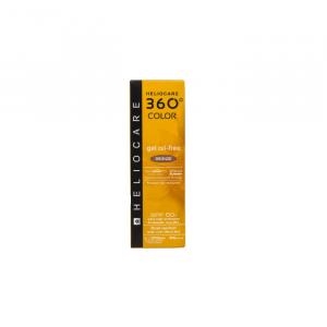 Heliocare 360º Color Gel Oil-Free Spf50 Bronze 50ml
