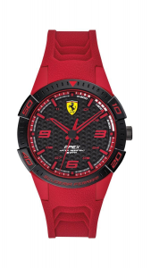 OROLOGIO FERRARI TOTAL RED