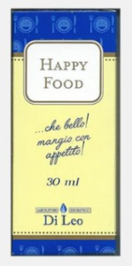 Happy food 30 ml di Leo