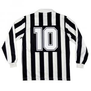 1991-92 Juventus Maglia Home #10  Baggio M (Top)
