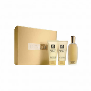 Clinique Aromatics Elixir Eau De Parfum Spray 45ml Set 3 Parti 2017