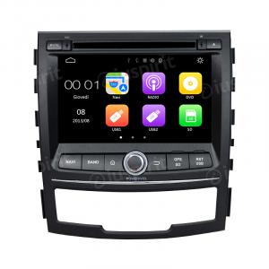 Autoradio 2 DIN navigatore per SsangYong Korando 2010, 2011, 2012, 2013 GPS DVD USB SD Bluetooth