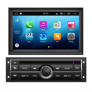 ANDROID autoradio navigatore per Mitsubishi L200 2010 2011 2012 2013 2014 GPS DVD WI-FI Bluetooth MirrorLink