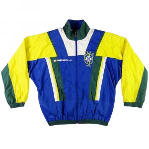 1995-97 Brasile Giacca tuta L (Top)
