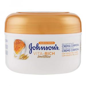 JOHNSON'S Vita-Rich Smoothies Crema Corpo Rilassante 200ml