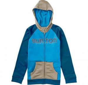 Felpa Burton KIDS Bonded Blue Ray Stone Hut