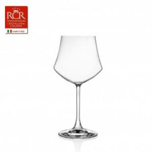 Rcr Bicchiere a Calice Ego 6 Pezzi