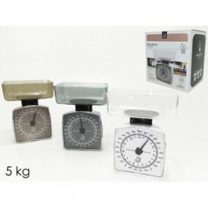 Bilancia Da Cucina Capienza Massima 5 Kg Con Ciotolina In Plastica Disponibile In Varie Colorazioni Casa Cucina