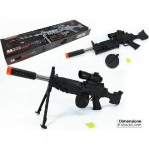 GT3/FUCILE AK-338 C/LASER