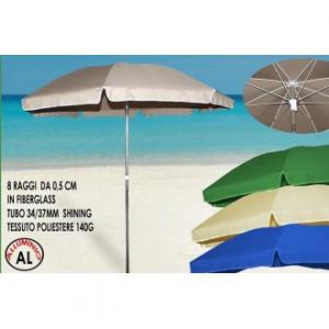 General Trade Ombrellone da Spiaggia con Snodo