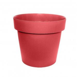 Vaso Melrose 35 Rosso