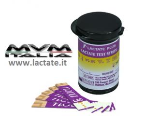 Strisce Lactate Plus (scatola 25pz)