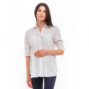 Camicia bianca allattamento